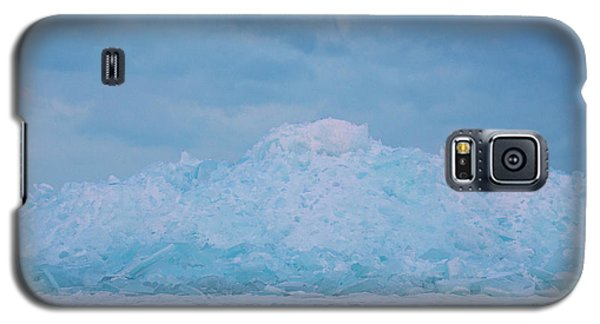 Mackinaw City Ice Formations 2161802 Galaxy S5 Case