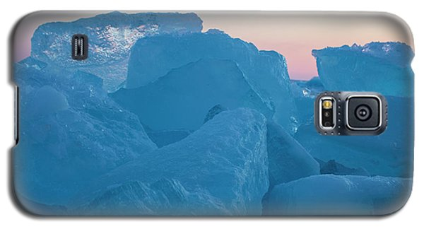 Mackinaw City Ice Formations 2161804 Galaxy S5 Case