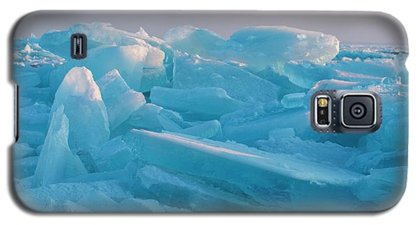 Mackinaw City Ice Formations 2161807 Galaxy S5 Case