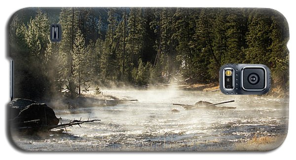 Madison River Morning Galaxy S5 Case