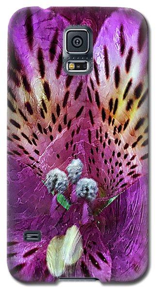 Magenta Galaxy S5 Case