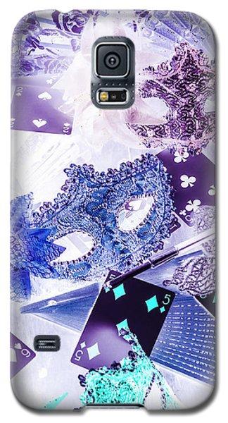 Wizard Galaxy S5 Case - Magical Masquerade by Jorgo Photography - Wall Art Gallery