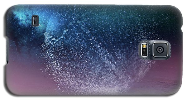 Magical Night Moment By The Seashore In Dreamland 3 Galaxy S5 Case