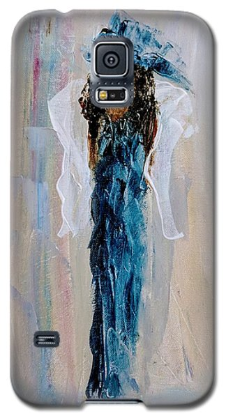 Magnificent Angel Galaxy S5 Case