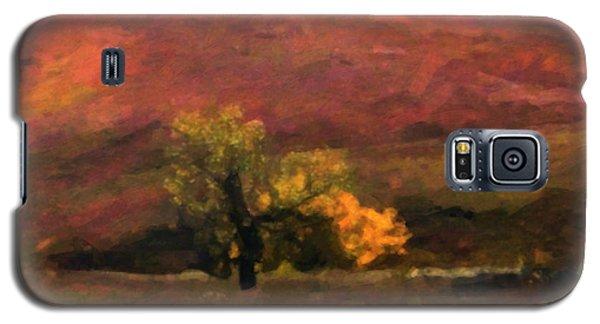 Magnificent Autumn Colors Galaxy S5 Case