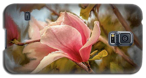 Magnolia Galaxy S5 Case - Magnolia Light #i7 by Leif Sohlman