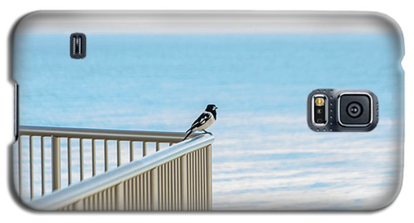 Magpie In Waiting Galaxy S5 Case