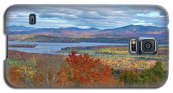 Maine Fall Colors Galaxy S5 Case