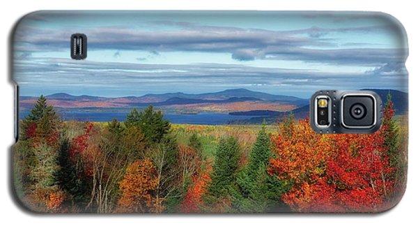 Maine Fall Foliage Galaxy S5 Case