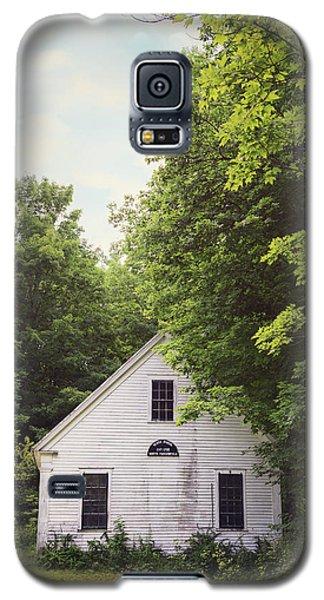 Maine School House Galaxy S5 Case
