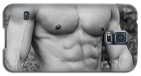 Male Torso 2 Galaxy S5 Case