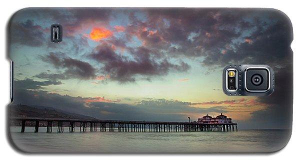 Malibu Pier IIi Galaxy S5 Case
