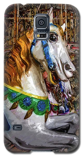 Mall Of Asia Carousel 1 Galaxy S5 Case