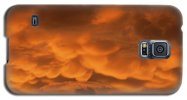 Mammatus Clouds Galaxy S5 Case