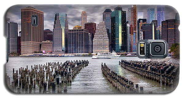 Manhattan Skyline Galaxy S5 Case
