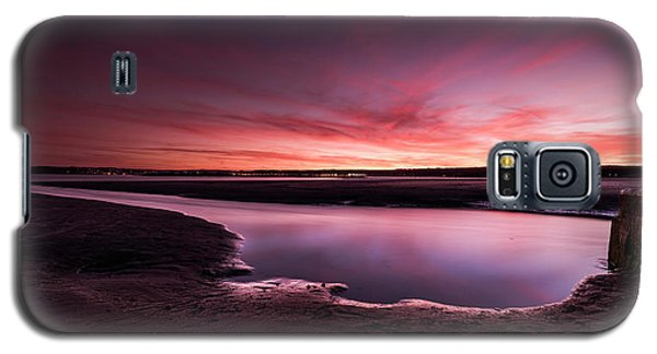 Marazion Sunset Galaxy S5 Case
