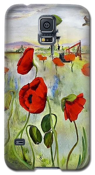 March With You Galaxy S5 Case