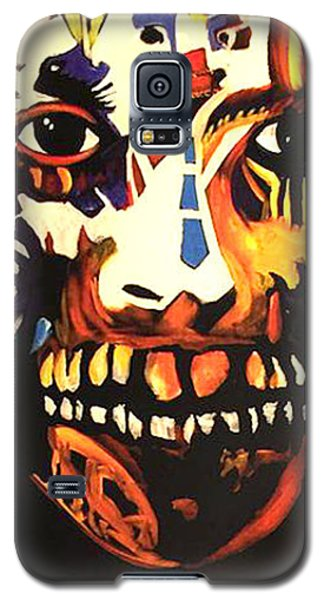 Mardi Gras Spirit 2013 Galaxy S5 Case