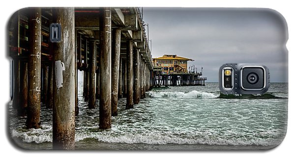 Mariasol On The Pier 2 Galaxy S5 Case
