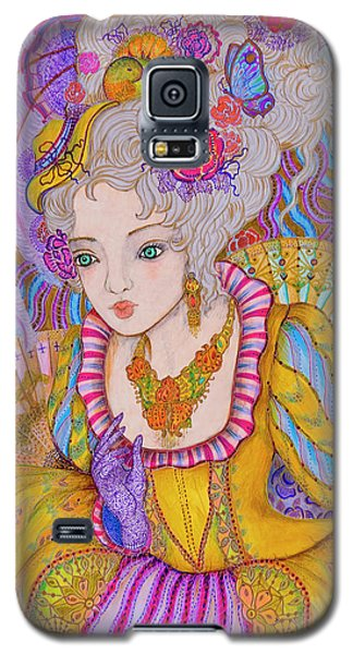 Marie Antinette Galaxy S5 Case