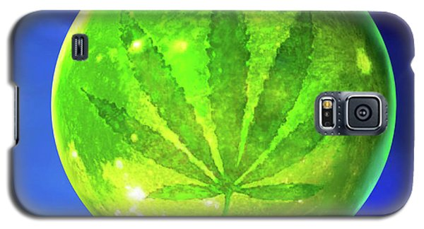 Marijuana Moon  Galaxy S5 Case