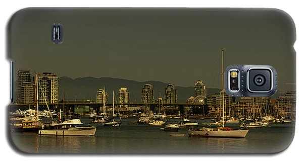 Marina Golden Hours Galaxy S5 Case