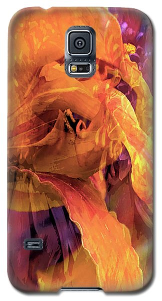 Marmalade Bloom Galaxy S5 Case