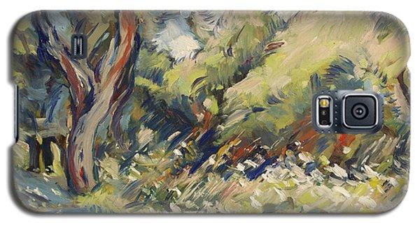 Marmari Olive Orchard Paxos Galaxy S5 Case