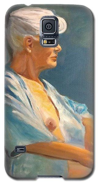 Mary Galaxy S5 Case