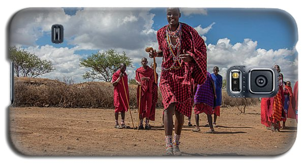 Maasai Welcome Galaxy S5 Case