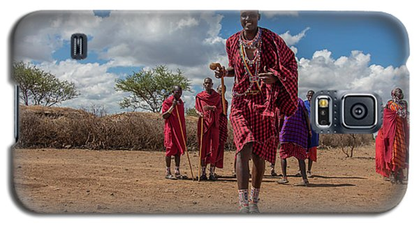 Maasai Welcome Galaxy S5 Case