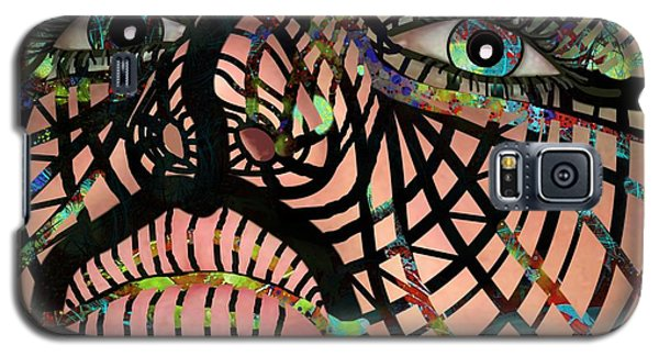 Mask I Am So Much More Than You See Galaxy S5 Case