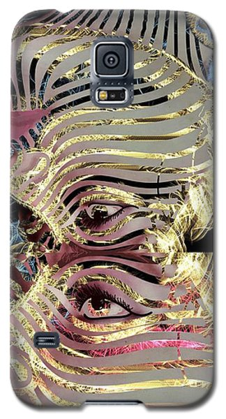 Mask My Minds Eye Galaxy S5 Case