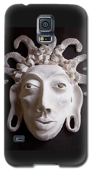 Mask The Aztec Galaxy S5 Case