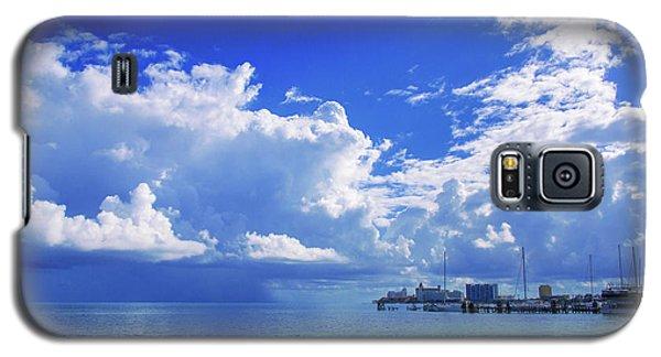 Massive Caribbean Clouds Galaxy S5 Case