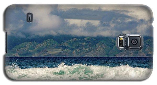 Maui Breakers II Galaxy S5 Case