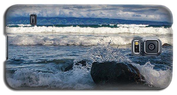 Maui Breakers Pano Galaxy S5 Case