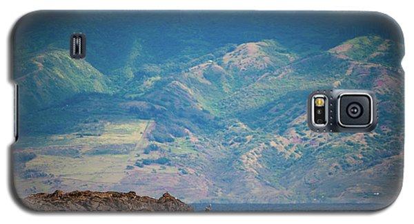 Maui Fisherman Galaxy S5 Case