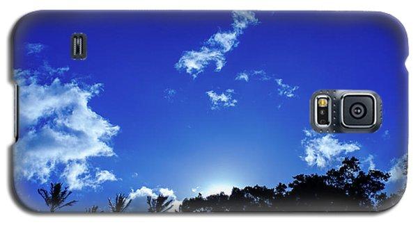 Maui Sky Galaxy S5 Case