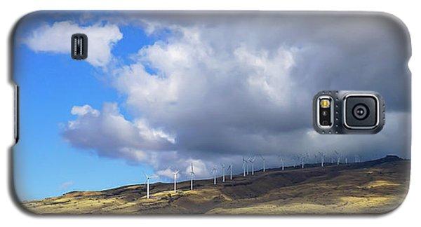 Maui Windmills Galaxy S5 Case
