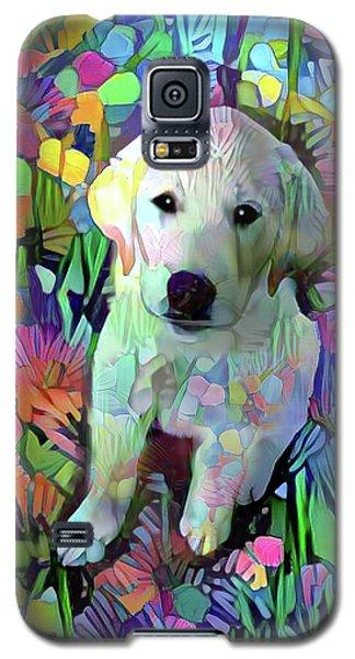 Max In The Garden Galaxy S5 Case