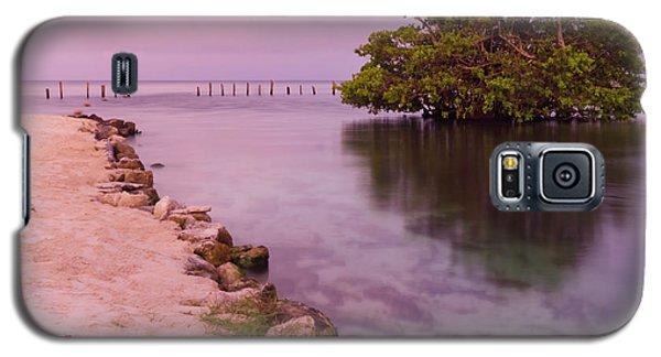 Mayan Sea Reflection 2 Galaxy S5 Case