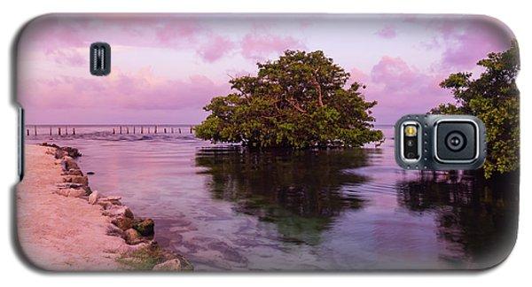 Mayan Sea Reflection Galaxy S5 Case