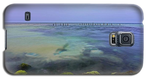 Mayan Sea Rocks Galaxy S5 Case