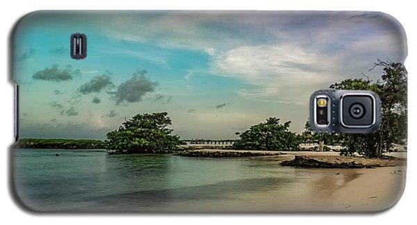 Mayan Shore 2 Galaxy S5 Case