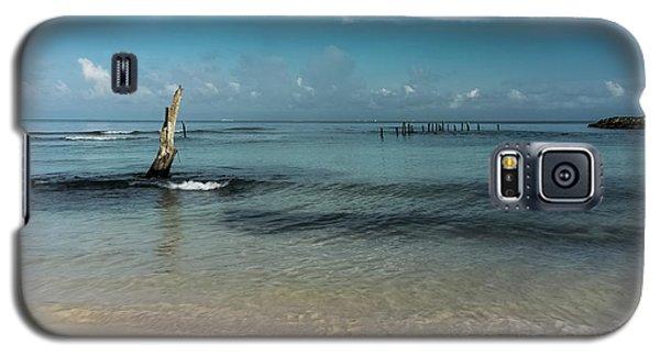 Mayan Shore 3 Galaxy S5 Case