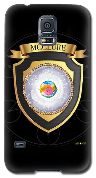 Mcclure Family Crest Galaxy S5 Case