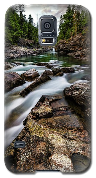 Mcdonald Creek Galaxy S5 Case