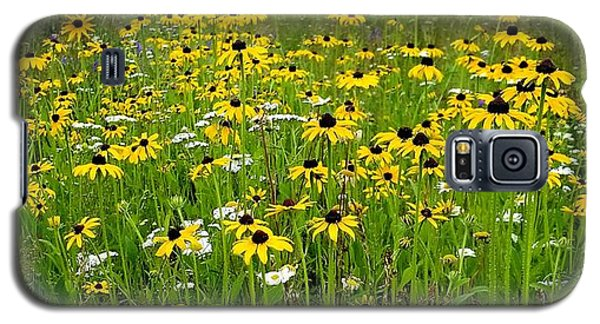 Meadow Flowers 1 Galaxy S5 Case