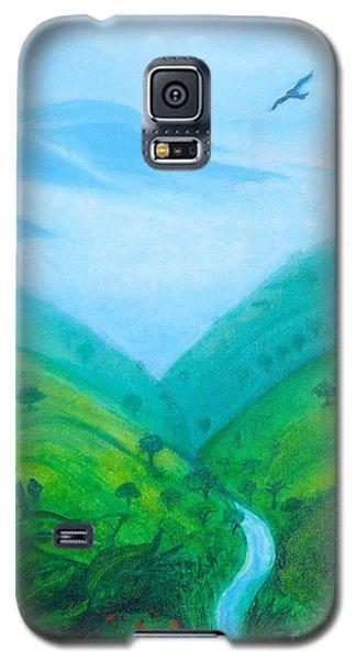 Medellin Natural Galaxy S5 Case